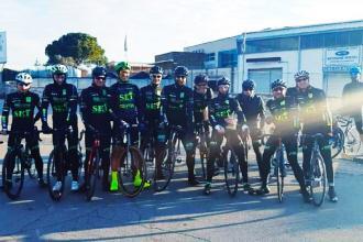 I ciclisti di Bike Space in team con quelli di Monopoli e Putignano