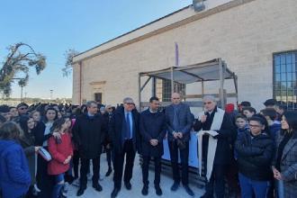 Ristrutturata Villa Sylos diventa Cittadella del Bambino