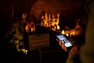 Alla Bit di Milano presentata la videoguida in Lis delle grotte