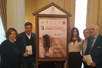 Ci sarà Mogol tra i giurati del concorso musicale 'Umberto Giordano'