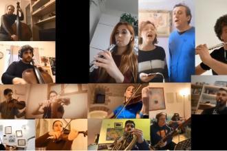 La Filarmonica pugliese suona e riarrangia: 'E' una storia sai'