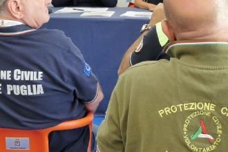 La Regione dispone i Coc con i volontari della Protezione civile