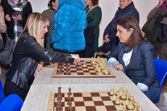Scuola di scacchi nella sede dell'Abfo