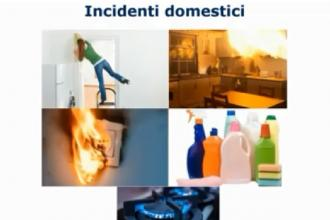 L'Inail Puglia diffonde video per prevenire incidenti domestici