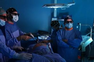Effettuato intervento d'avanguardia all'Urologia del Ss Annunziata
