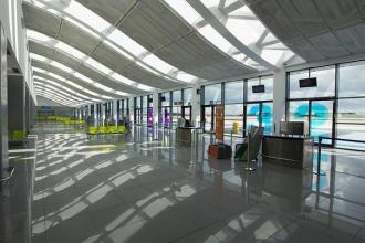 L'aeroporto del Salento riaprirà a giugno con un volo per Ginevra