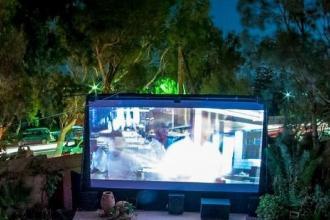 Arriva il cinema itinerante nelle piazze dei comuni pugliesi
