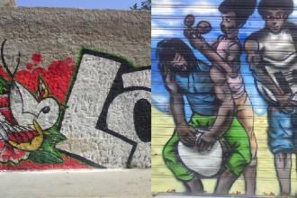 La Regione Puglia promuove la street art
