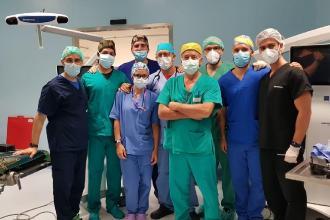 Per la prima volta un neuronavigatore guidato in Neurochirurgia