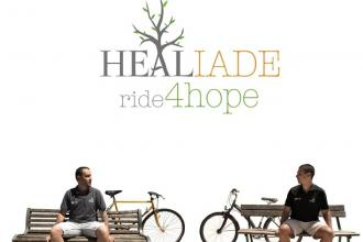 Partito il ciclo-tour di 400 km per i tumori cerebrali nei bambini