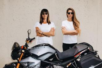 Tre tappe in Puglia per il tour femminile con moto elettriche