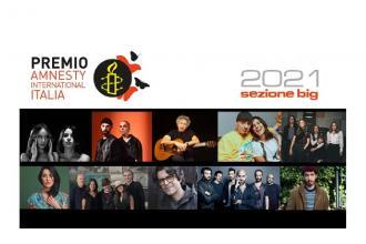 Da Foggia e dal Salento, i cantanti partecipanti al premio Amnesty