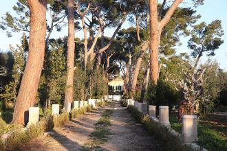 Il parco storico di Villa Bonomo diventa pubblico