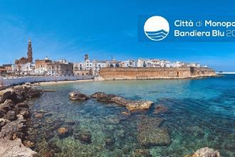 La Puglia terza tra le regioni con più bandiere blu per l'estate 2021