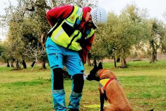Dalla Puglia lezioni per formare 'cani molecolari'