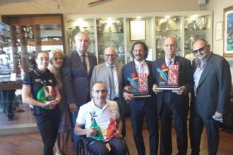 Sette i premiati per il 'Nikolaos dello Sport'