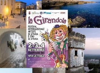 """Arriva """"La Girandola"""" con la gara degli artisti di strada"""