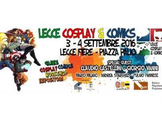 Cosplay e comics per giovani, adulti e bambini nell