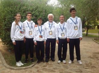 Al Trofeo Coni di karate, la Puglia si è classificata al quinto posto