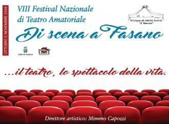 """Scelte le compagnie teatrali finaliste al Festival """"Di scena a Fasano"""""""
