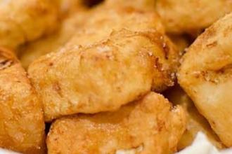 Ricotta fritta (dolce o salata)