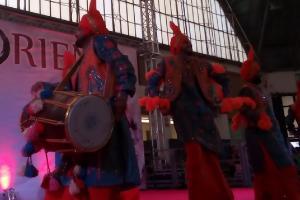 I pugliesi incantati da armonia e divertimento dell'Oriente
