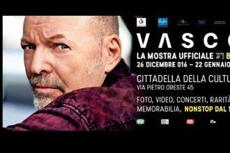 Alla Cittadella la mostra dedicata a Vasco Rossi