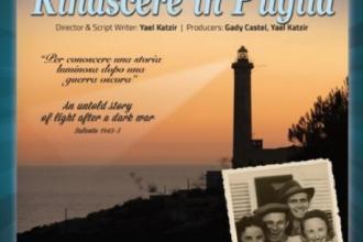 """Per ricordare lo Shoah il film-documentario """"Rinascere in Puglia"""""""