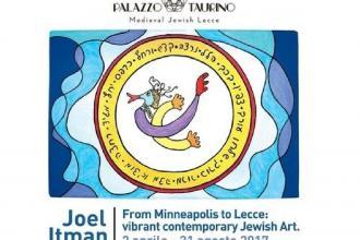 L'arte ebraica contemporanea in mostra a Palazzo Taurino