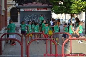 L'estate dei ragazzi per l'integrazione con l'Oratorio Redentore