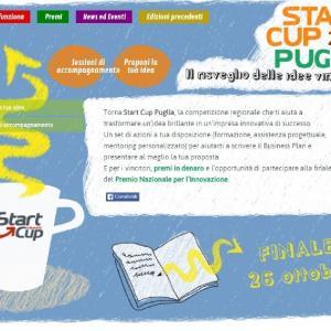 Aperte le iscrizioni per la nuova edizione di Start Cup Puglia