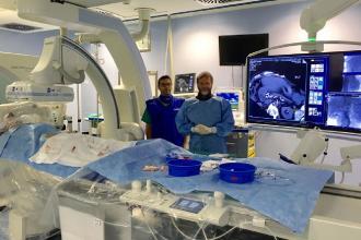 Eseguita a Bari nuova tecnica chirurgica contro il tumore al pancreas
