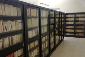 La Biblioteca dell'Università arricchita di 5mila volumi
