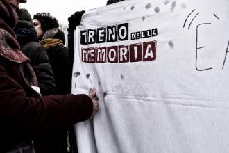 """Il """"Treno della memoria"""" per un viaggio contro ogni discriminazione"""