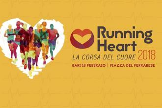 Tutti di corsa per il cuore con Running Heart