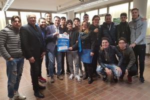 Premiate le scuole partecipanti all'evento sociale per Telethon