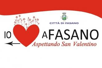 """Per San Valentino si potrà dichiarare apertamente: """"Io amo a Fasano"""