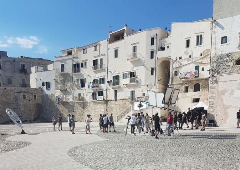 Gargano e mare, con monumenti e tipicità, protagonisti in Tv
