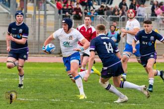 Grande partita di rugby e calore barese allo Stadio della Vittoria