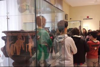 """Al Museo """"Ribezzo"""" riprese le attività con il progetto Sac-Via Traiana"""