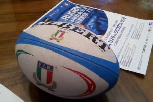 Tutti allo Stadio della Vittoria per tifare la Nazionale Italia Rugby