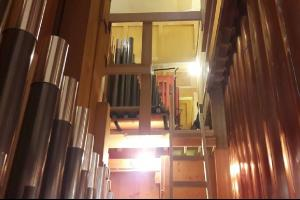 Le nuove sonorità dell'organo del Conservatorio in un concerto ad hoc