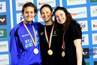Quindici giovani nuotatori pugliesi si sono distinti a Riccione
