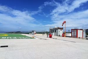 Il dg Piazzolla dell'Asl Fg visita le strutture dei Monti Dauni