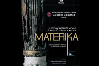 "All'Off l'arte contemporanea di ""Materika"""