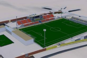 Approvato il progetto per l'ampliamento dello Stadio Monterisi