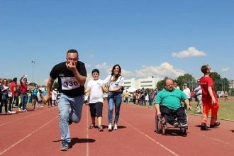 Al Cus, ragazzi 'speciali' e 'abili' per lo sport paralimpico