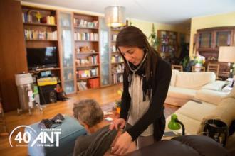 L'Ant cerca medici da assumere per l'assistenza domiciliare ai malati
