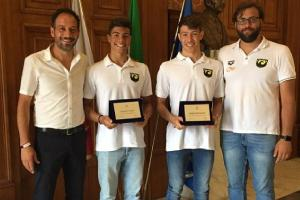 Alla coppa Mediterranea di nuoto, 5 pugliesi vincono 17 medaglie