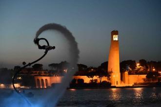 La città pugliese pronta ad ospitare la tappa dell'Adriatic Cup